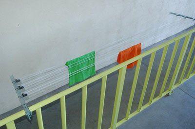 Nuevo tendedero monchy - Tendedero de balcon ...